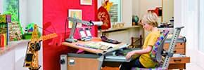 Мебель для школьников и молодежи