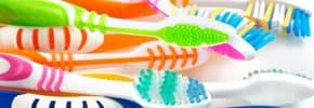 Зубные щетки, зубные нити флоссы