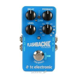 Педаль эффекта TC Electronic Flashback 2