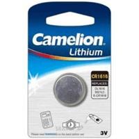 Батарейку, аккумулятор (AA/AAA/C/D) Camelion CR1616-BP1