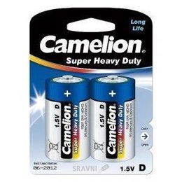Батарейку, аккумулятор (AA/AAA/C/D) Camelion R20P-BP2B