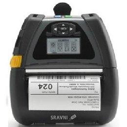 Принтер штрих кодов и наклеек ZEBRA QN4-AUNAEM11-00