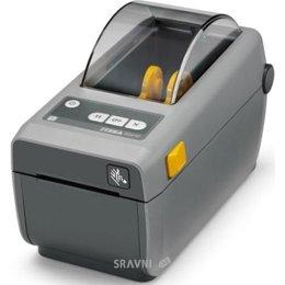 Принтер штрих кодов и наклеек ZEBRA ZD41022-D0EM00EZ