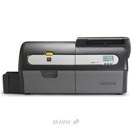 Принтер штрих кодов и наклеек ZEBRA Z71-0M0C0000EM00