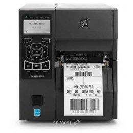 Принтер штрих кодов и наклеек ZEBRA ZT410