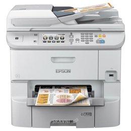 Принтер, копир, МФУ Epson WorkForce Pro WF-6590DWF