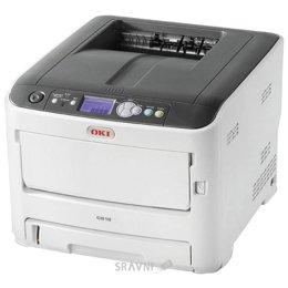 Принтер, копир, МФУ OKI C612dn