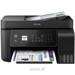 Принтер, копир, МФУ Epson EcoTank L5190