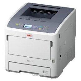 Принтер, копир, МФУ OKI B731dnw