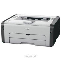 Принтер, копир, МФУ Ricoh SP 200