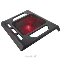 Подставку и столик для ноутбука Trust GXT 220 Notebook Cooling Stand (20159)