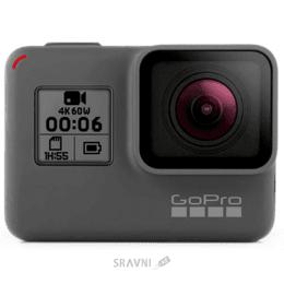 Экшн-камеру GoPro HERO6