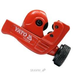 Труборез, ножницы для труб YATO YT-22318