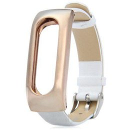 Ремешок для умных часов и спортивных браслетов Xiaomi Mi Band (Mi Fit) White