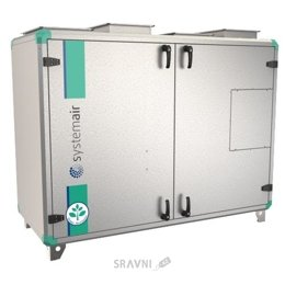 Вентиляционную установку Systemair Topvex TR06-L-CAV