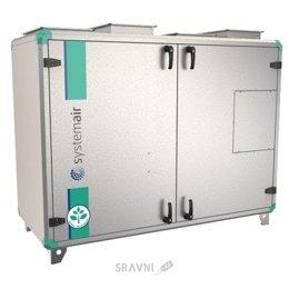 Вентиляционную установку Systemair Topvex TR06 EL-R-CAV
