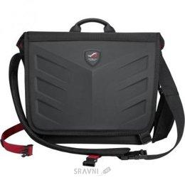Сумку, чехол, кейс для ноутбука ASUS Rog Ranger Messenger 15'' (90-XB0310BBP000)