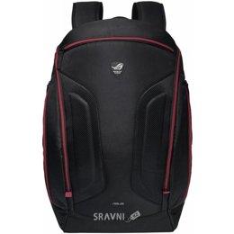 "Сумку, чехол, кейс для ноутбука ASUS ROG Shuttle 2 Backpack 17"" Black (90-XB2I00BP00020)"