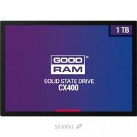 SSD-накопитель GoodRam CX400 1 TB (SSDPR-CX400-01T)