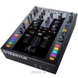 DJ оборудование Native Instruments Traktor Kontrol Z2
