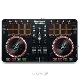 DJ оборудование Numark MixTrack II