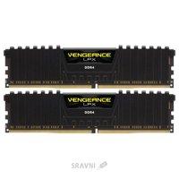 Corsair 32GB (2x16GB) DDR4 2666 MHz Vengeance LPX (CMK32GX4M2A2666C16)