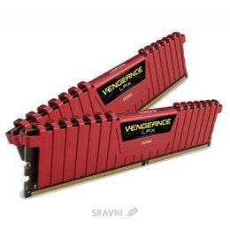 Модуль памяти для ПК и ноутбука Corsair 8GB (2x4GB) DDR4 2666 MHz (CMK8GX4M2A2666C16)