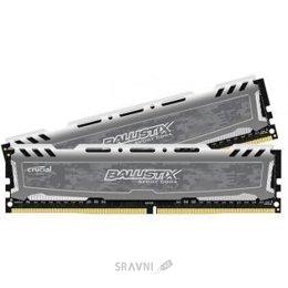 Crucial 32GB (2x16GB) DDR4 2400MHz (BLS2C16G4D240FSB)