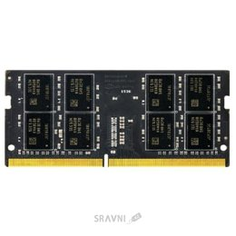 Фото TEAM 4GB SO-DIMM DDR4 2400MHz (TED44G2400C16-S01)