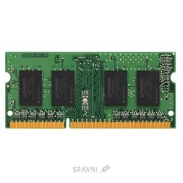 Фото Kingston 8GB SO-DIMM DDR4 2400MHz (KVR24S17S8/8)