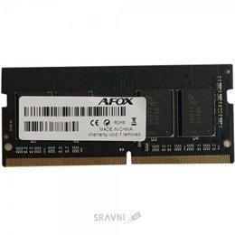 Модуль памяти для ПК и ноутбука AFOX 8GB DDR4 2400MHz (AFSD48EH1P)