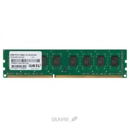 Модуль памяти для ПК и ноутбука Geil 4GB DDR4 2400MHz (GN44GB2400C17S)