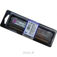 Фото Kingston 4GB DDR3 1600MHz (KVR16N11S8/4)