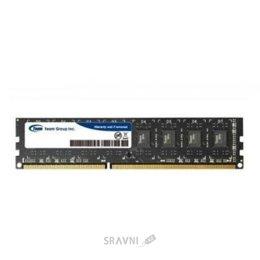 Фото TEAM 8GB DDR3 1600MHz (TED38G1600C1101)