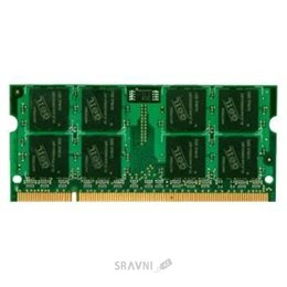 Модуль памяти для ПК и ноутбука Geil 8GB SO-DIMM DDR3 1333MHz (GS38GB1333C9S)