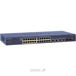 Коммутатор, концентратор, маршрутизатор NETGEAR FS728TLP