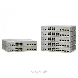 Коммутатор, концентратор, маршрутизатор Cisco WS-C3560CX-8TC-S