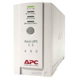 Фото APC Back-UPS CS 650VA 230V