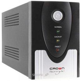 UPS (Система бесперебойного питания) CROWN CMU-SP650 IEC