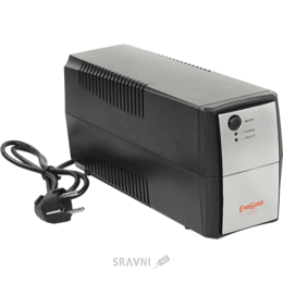 UPS (Система бесперебойного питания) Exegate Power Back BNB 600