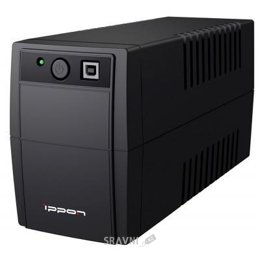 UPS (Система бесперебойного питания) IPPON Back Basic 850 Schuko