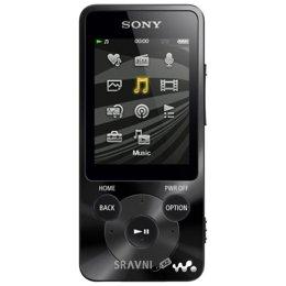 MP3 плеер (Flash,  HDD)  Sony NWZ-E584