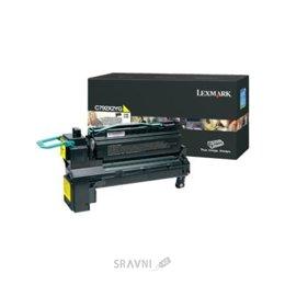 Картридж, тонер-картридж для принтера Lexmark C792X1YG