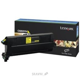 Картридж, тонер-картридж для принтера Lexmark C9202YH