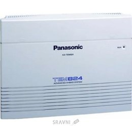 Офисную АТС Panasonic KX-TEM824