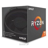 Фото AMD Ryzen 7 2700