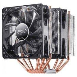 Систему охлаждения (вентиляторы, радиаторы, кулеры) DeepCool NEPTWIN V2
