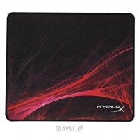 Kingston HyperX FURY S Pro Gaming Mouse Pad Speed Edition (Medium) (HX-MPFS-S-M)