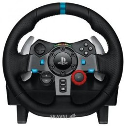 Джойстик, геймпад, контроллер Logitech G29 Driving Force