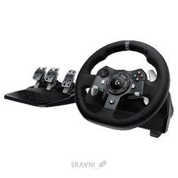 Джойстик, геймпад, контроллер Logitech G920 Driving Force